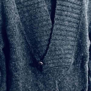 Banana Republic Factory Sweaters - Wool Banana Republic Factory Hooded Sweater